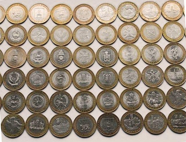 Таганский ценник на монеты: май 2018