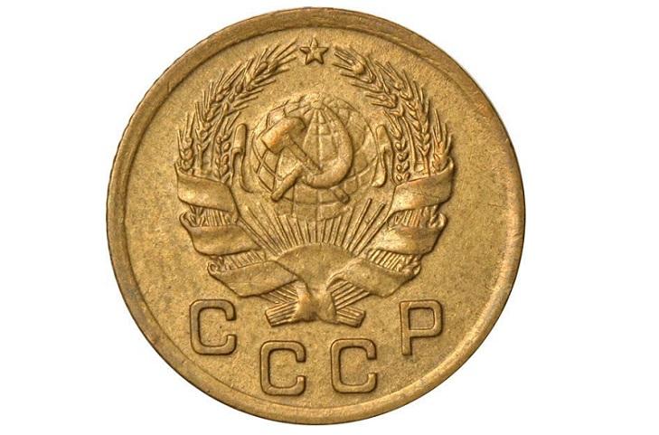1 копейка 1935 новый аверс