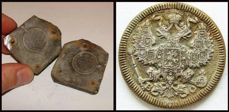 Монетные штемпели