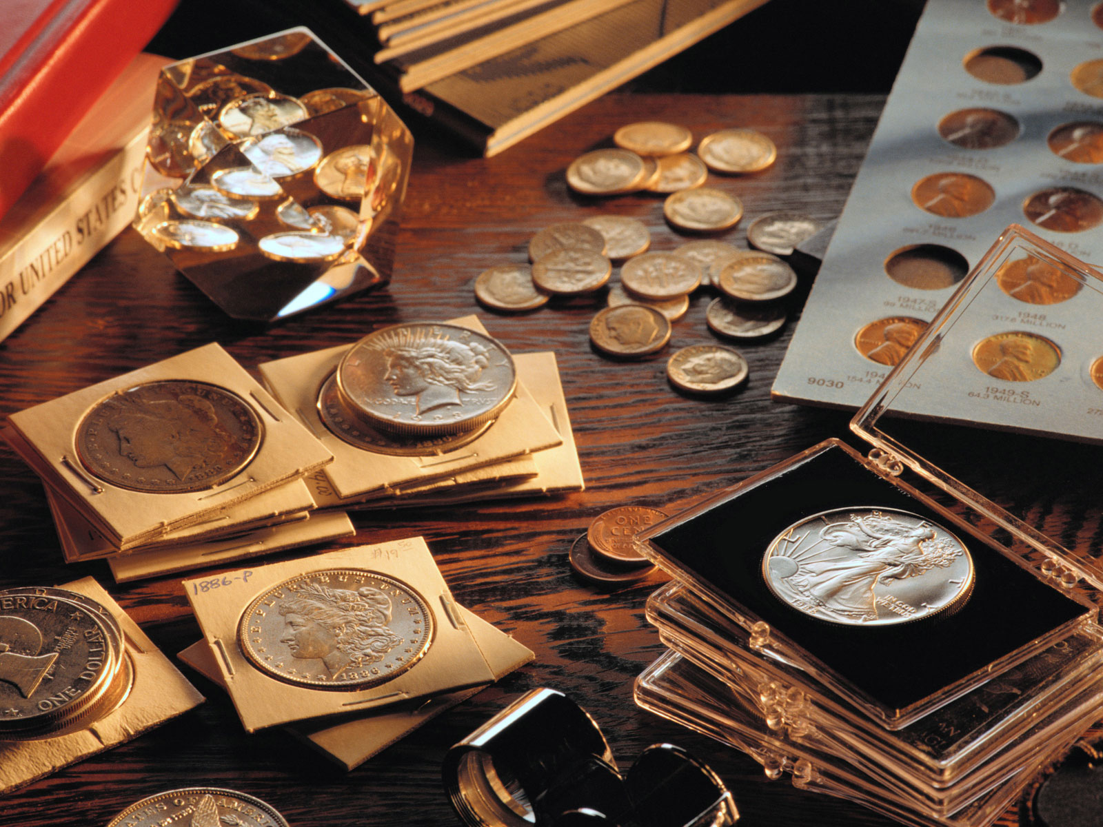 Архив монет, каталог, ценник