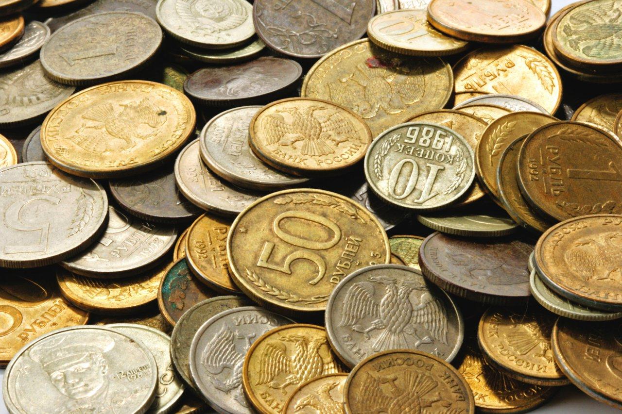 Таганский ценник на монеты: апрель, май, июнь 2017