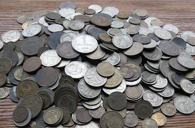 Купить монеты СССР дорого