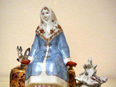 Каталог антиквариата: советский фарфор статуэтки 50-60-х годов, купить