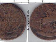 2 копейки 1762 года фото