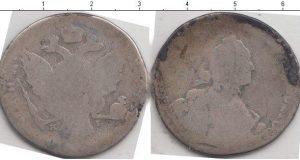 1 полтина 1766 года фото