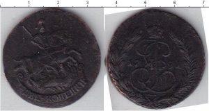 2 копейки 1777 года фото
