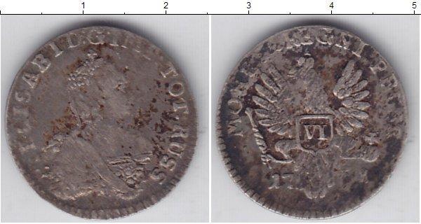 6 грошей 1761 года фото