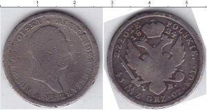 2 злотых 1824 года фото