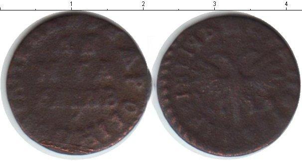 1 деньга 1702 года фото