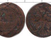 1 полушка 1741 года фото