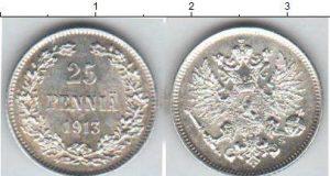 25 пенни 1913 года фото