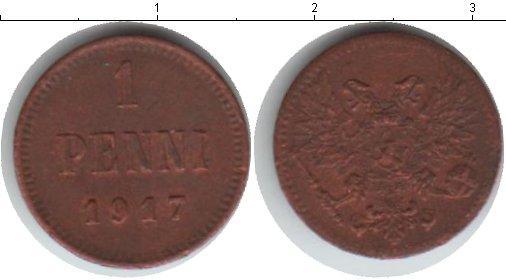 1 пенни 1917 года фото