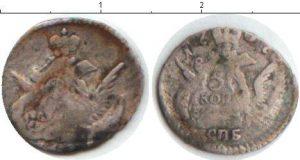 5 копеек 1762 года фото