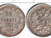 25 пенни 1889 года фото