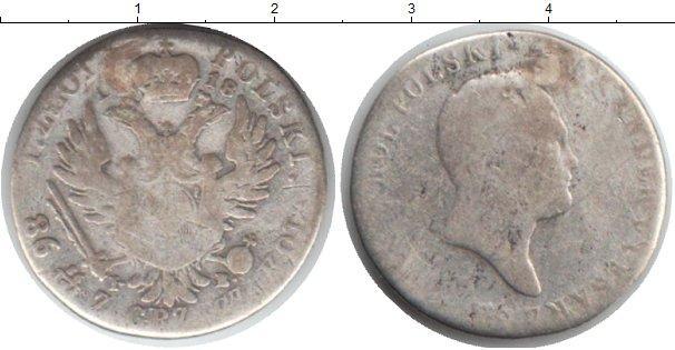 1 злотый 1818 года фото
