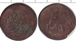 2 копейки 1751 года фото