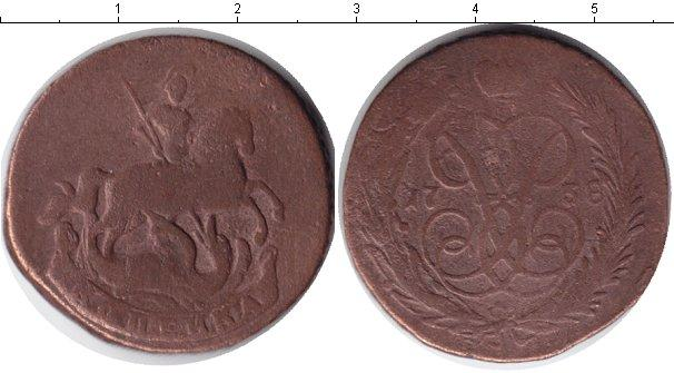 1 копейка 1738 года фото