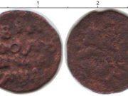 1 полушка 1702 года фото