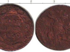 1 полушка 1750 года фото