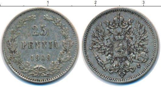 25 пенни 1909 года фото
