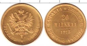 20 марок 1913 года фото