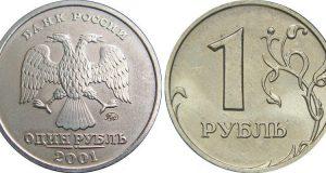 Ценные монеты России и их стоимость в 2018 году в таблице