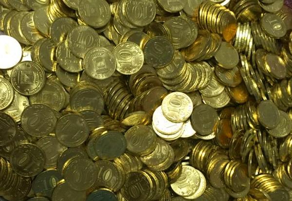 Монета 10 рублей 2002 года. Цена и стоимость на рынке в России