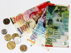 Банкноты Израиля