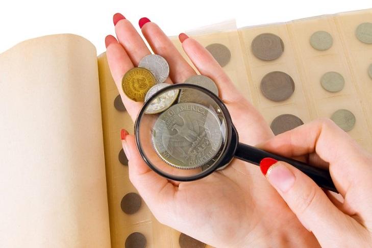 Экспертная оценка монет