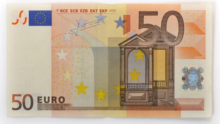 Способы печати банкнот евро