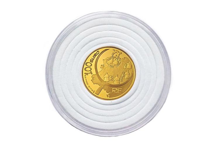 Размер капсулы для монеты