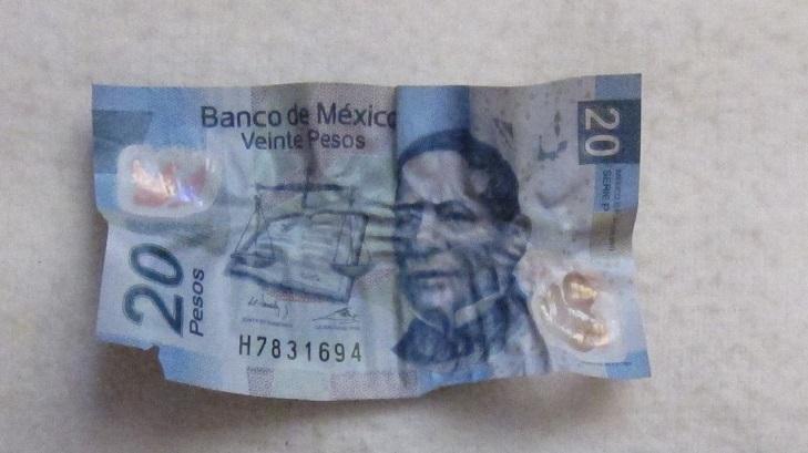 Выравнивание банкнот