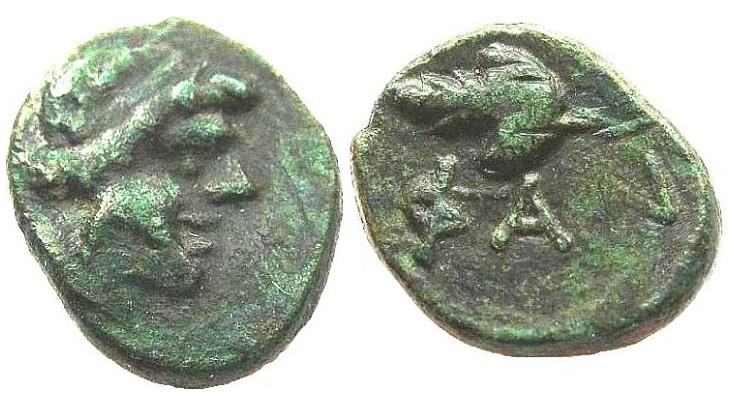 Монеты Фанагории