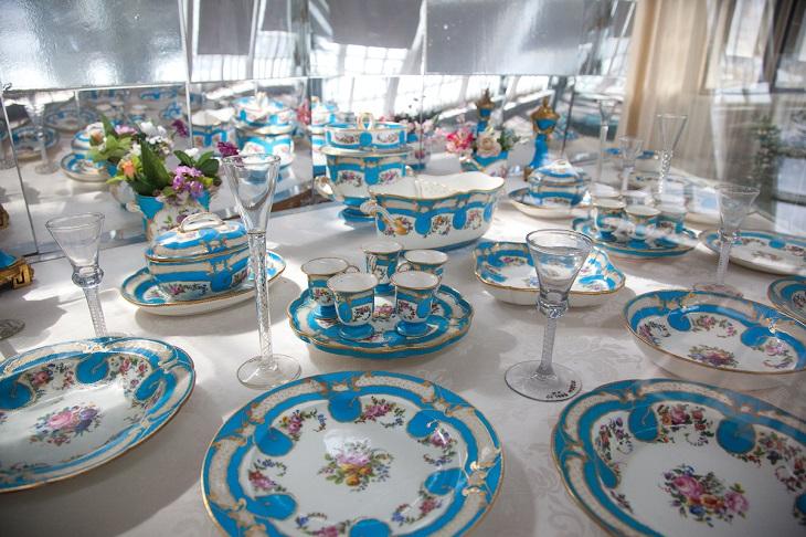 Музей фарфора в Москве