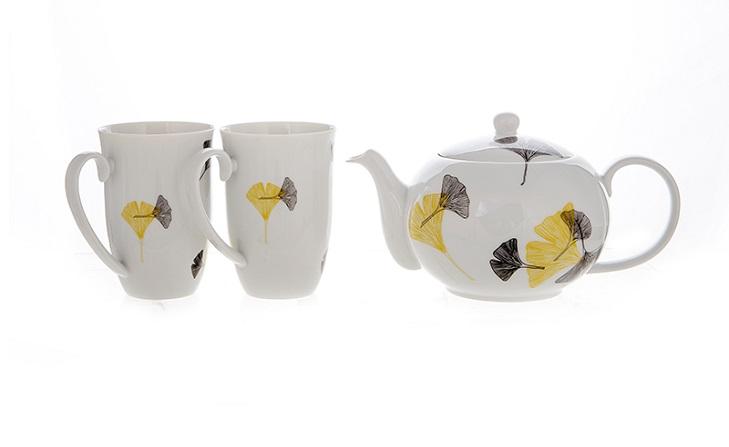 Чайный сервиз Веймар фарфор