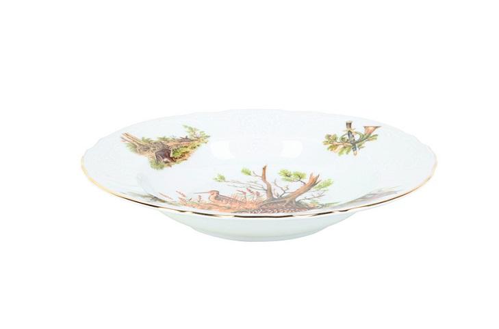 Фарфоровая тарелка «Бернадотт»