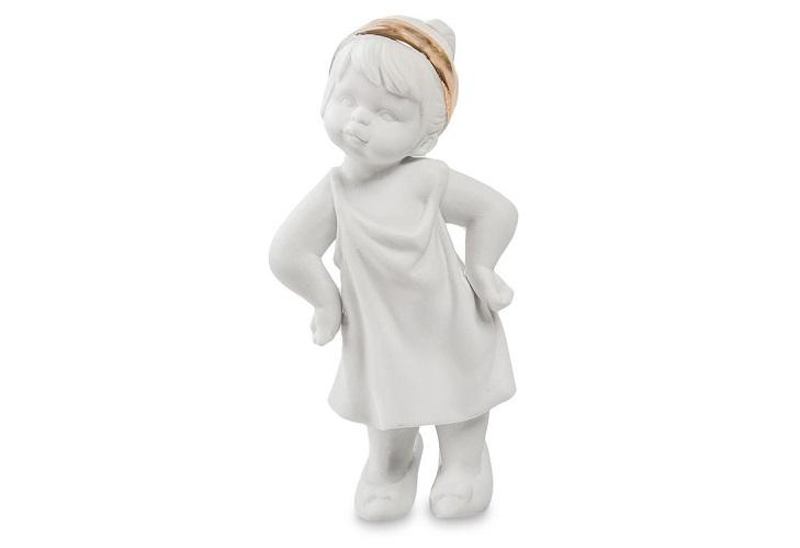 Бисквитный фарфор - статуэтка