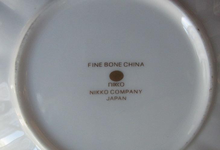 Логотип Никко фарфор