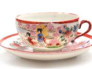 Чайные пары из японского фарфора