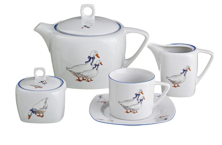 Чайный сервиз Богемия