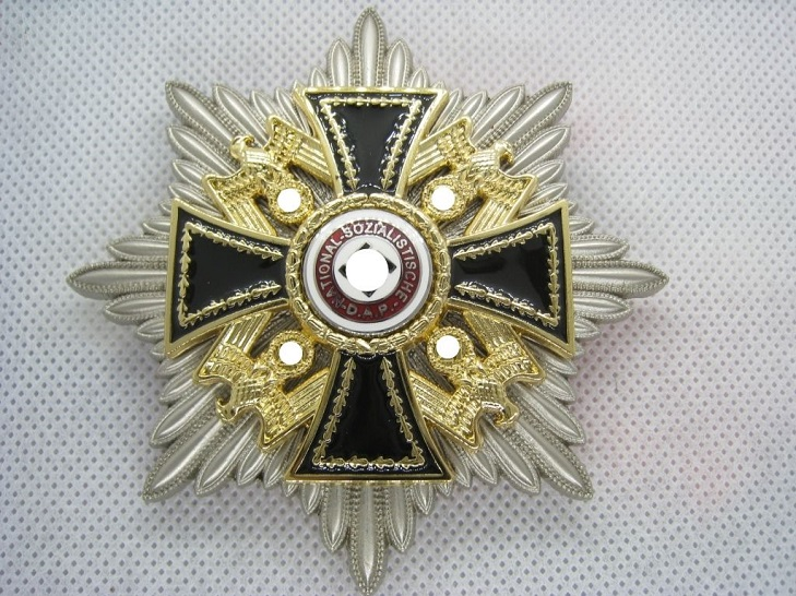 Германский орден 1 степени