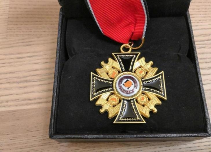 Кавалеры Германского ордена