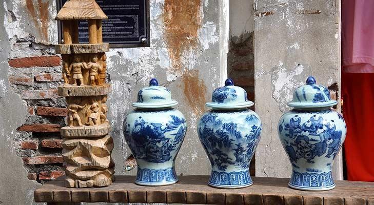 Благородный китайский фарфор