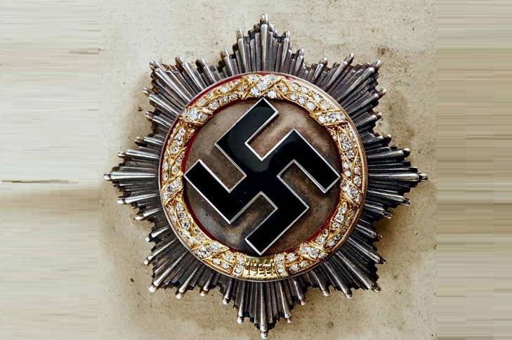 Немецкий крест Третьего Рейха