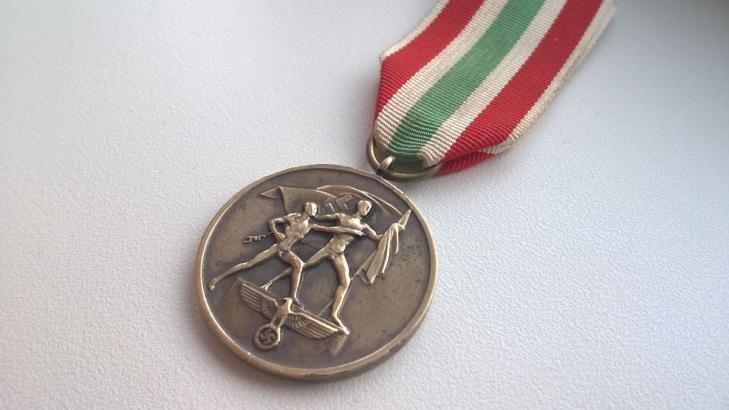 Наградный знак «За возвращение Мемеля»