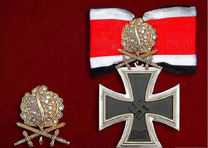 Рыцарский крест Третьего Рейха