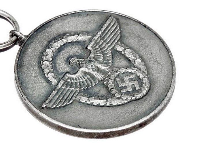 Орел в символике Третьего Рейха