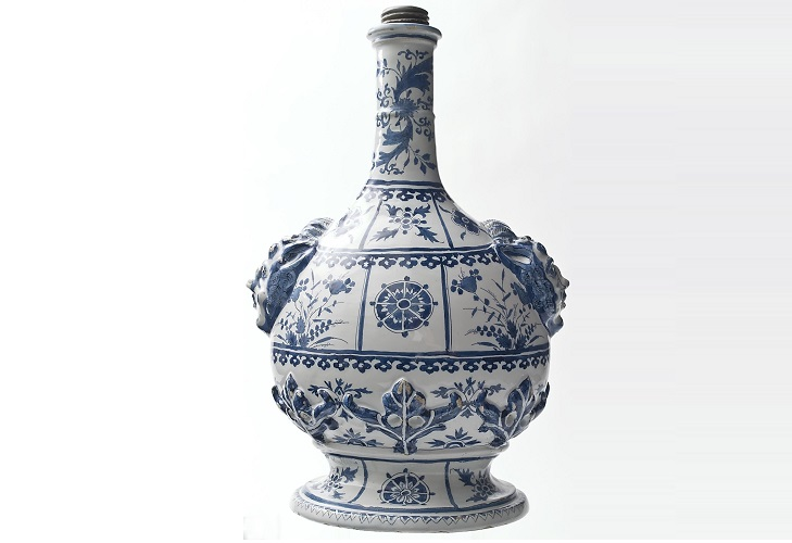 Фарфоровая ваза Royal Delft