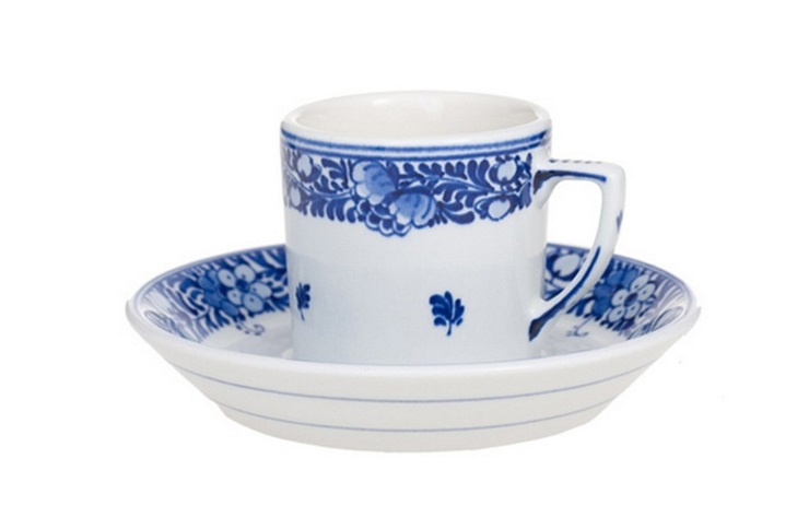 Чайная пара Royal Delft