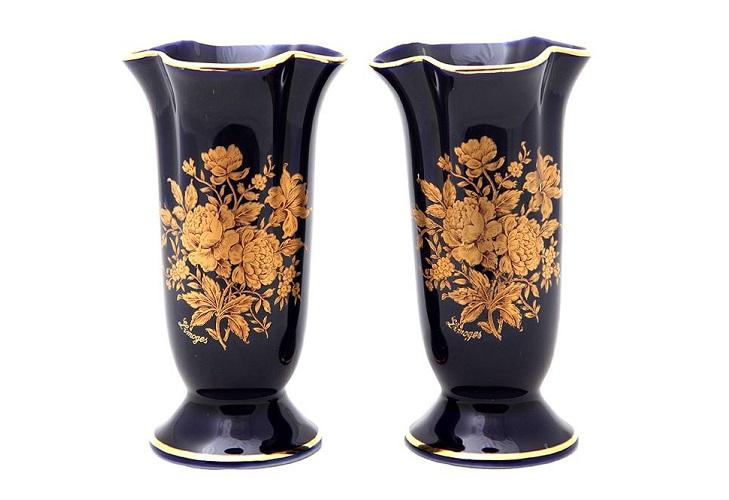 Напольные фарфоровые вазы